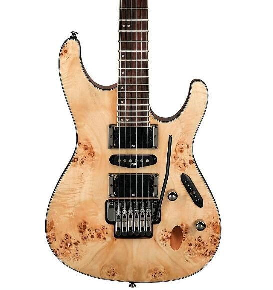 S770PB Electric Guitar Flat Natural