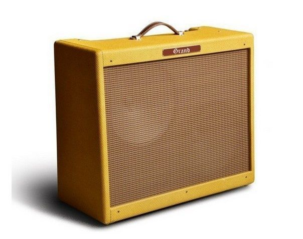 Fender Twin Amp Style Hand Wired 40W