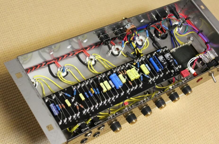 Marshall Jtm45 Style Chassis