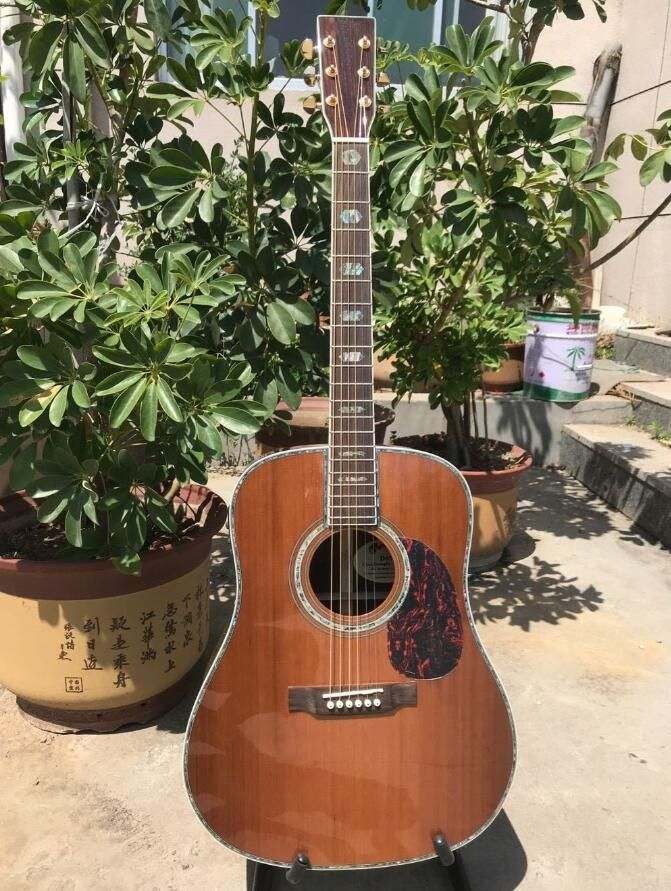 D45s Martin Style with 301 Fishman EQ