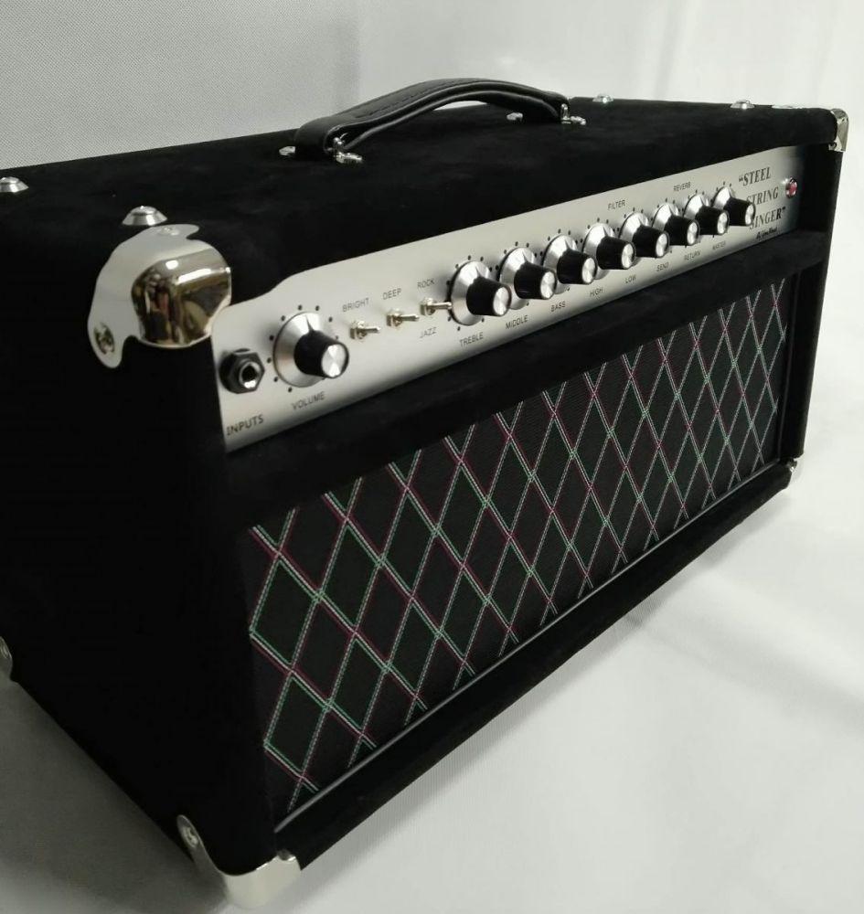 Steel String Singer SSS Guitar AMP Dumble Clone