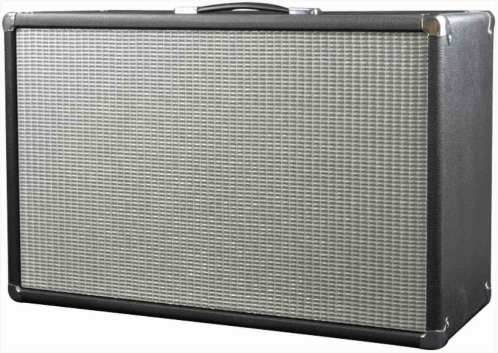 Blackface Tremolux Style 2*10 Guitar Amplifier Extension Cabinet