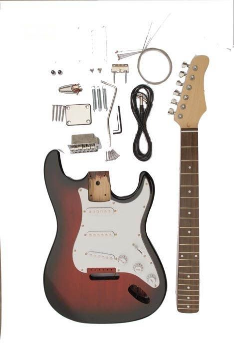 Unfinished Guitar Kits  A24