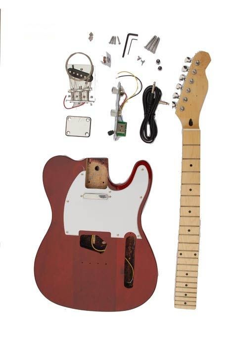 Unfinished Guitar Kits  A25
