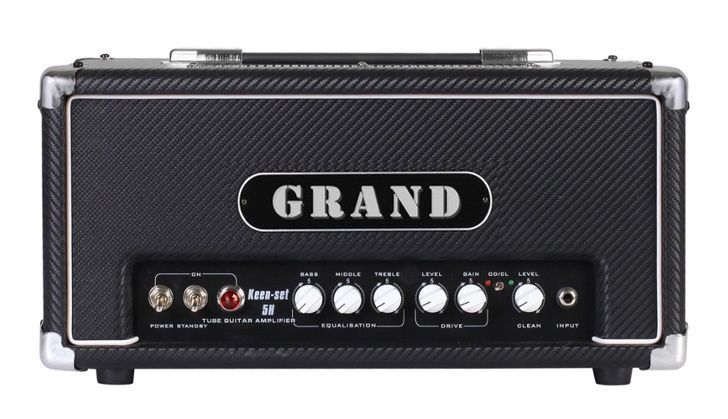 Guitar All Tube Amp Head, G-5RH