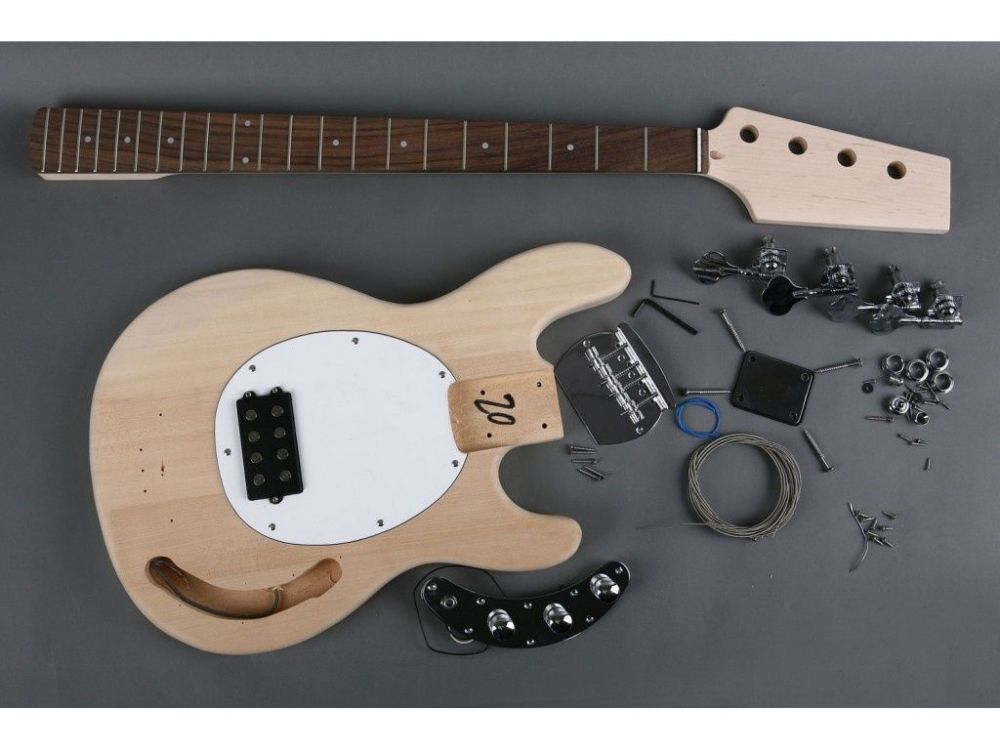 Unfinished Guitar Kits A31