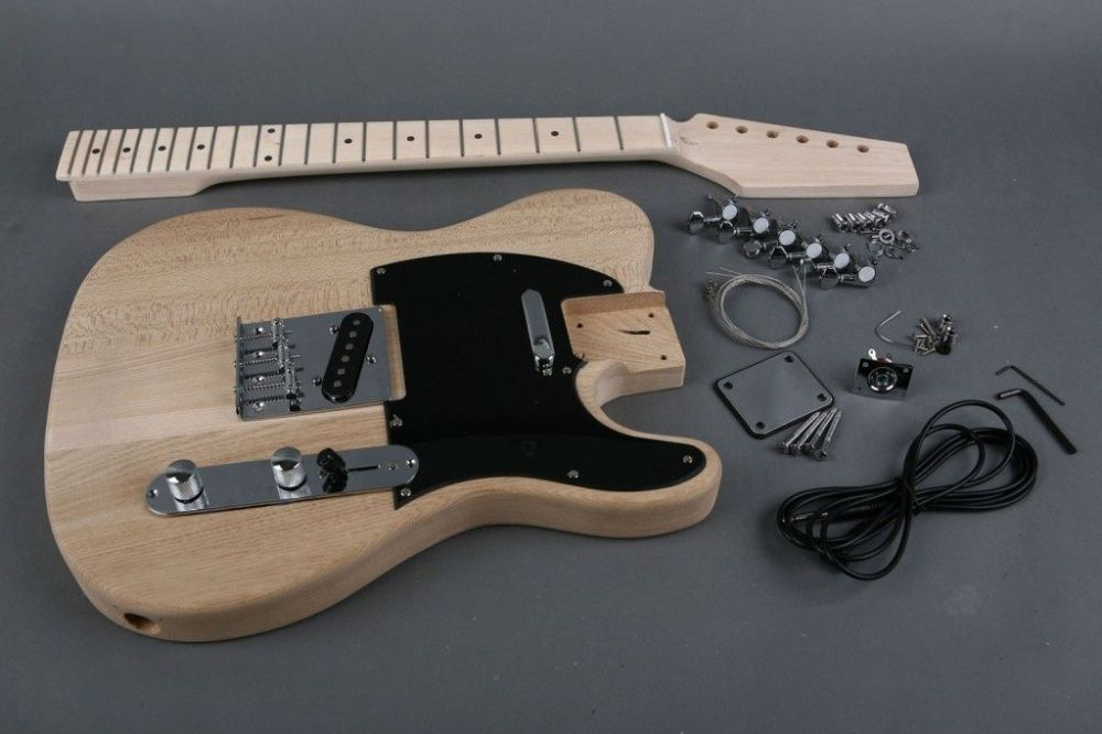 Unfinished Guitar Kits A55
