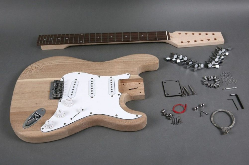 Unfinished Guitar Kits A62