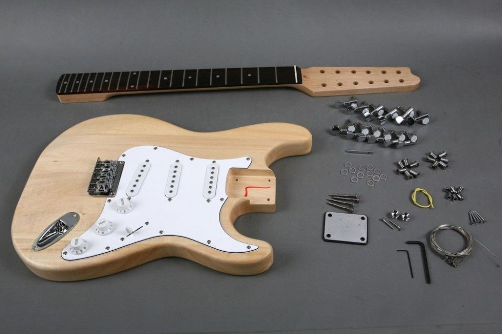 Unfinished Guitar Kits A64