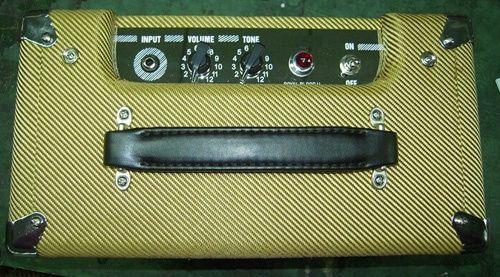 Fender Style Hand Wired Tube Amp Head 5W
