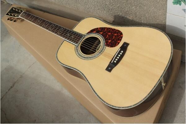 Solid Spruce Top D42