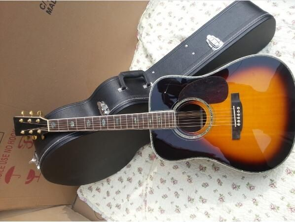 Solid D45 Sunburst