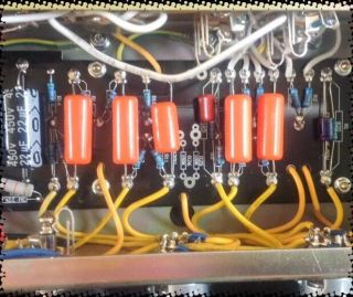 5e3 fender style hand wired amp5e3 Turret Board Wiring #19