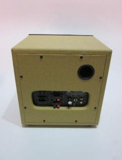 NEW Multi-media amplifiers in Tweed