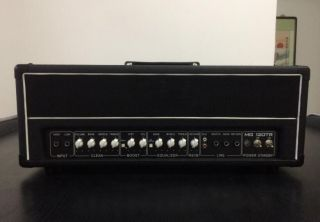 Electric Guitar Amplifier Head 120W
