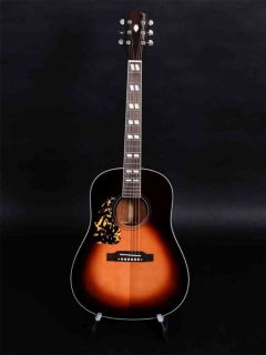 Left Hand Gibsons J45 Acoustic Guitar