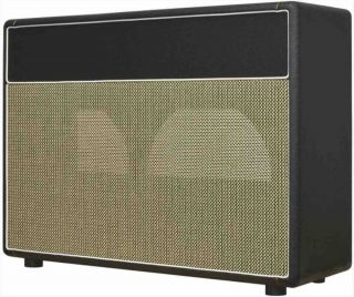 British 18W Style Guitar Amplifier 2*10 Speaker Combo Cabinet