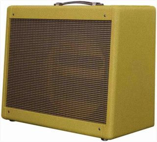 Tweed Blues Junior Style Guitar Amplifier Combo Cabinet