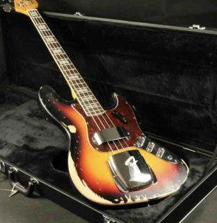 Relic 4 Strings Jazz Bass Guitar