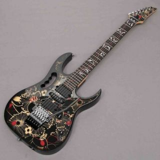 JEM77FP2 Steve Vai Signature Electric Guitar Floral Pattern
