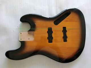 Jazz Bass Guitar Body, A32