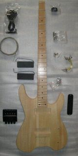 Unfinished Guitar Kits  A17