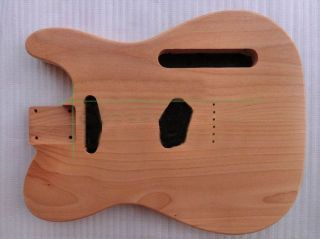 Tele Guitar Body, TSS