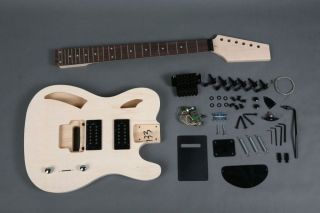 Unfinished Guitar Kits A41