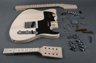 Unfinished Guitar Kits A45