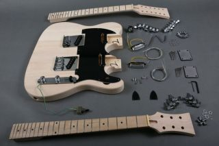 Unfinished Guitar Kits A46