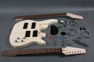 Unfinished Guitar Kits A47