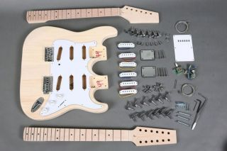 Unfinished Guitar Kits A48