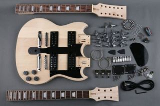 Unfinished Guitar Kits A50