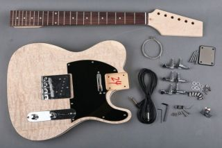 Unfinished Guitar Kits A59