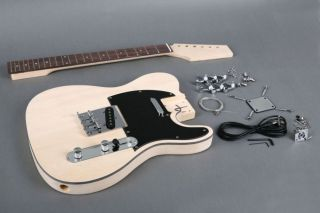 Unfinished Guitar Kits A61