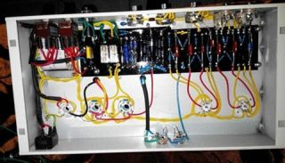 Hand Wired Tube Amp Head, 20W