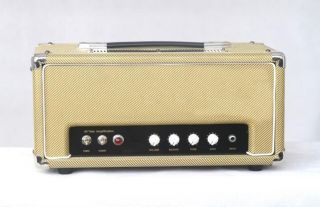 Tube Amp Head, Reverb