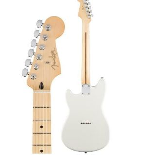 Duo-Sonic with Maple Fingerboard