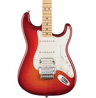 Strat HSS Plus Top with Locking Tremolo