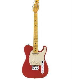 G&L ASAT Special Electric Guitar Fullerton Red