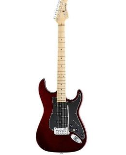 G&L Comanche Electric Guitar Ruby Red Metallic